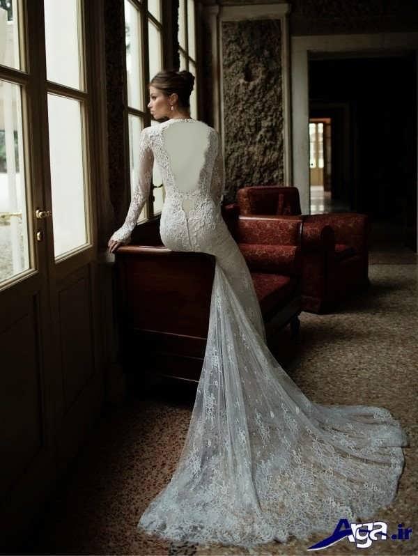 لباس عروس گیپور جدید