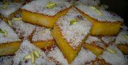 طرز تهیه کیک باقلوا به همراه نکاتی برای پخت بهتر