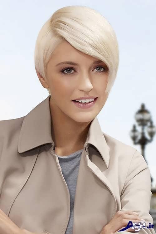 فرمول ترکیبی رنگ موی بلوند پلاتینه