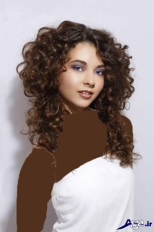 فرمول رنگ موی ترکیبی قهوه ای طلایی