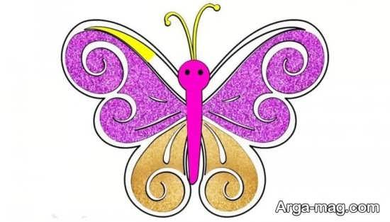 طراحی پروانه