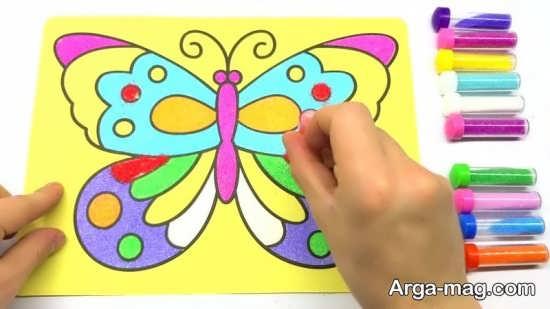 نقاشی زیبا برای بچه ها
