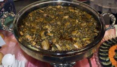 طرز تهیه خورش کرفس به همراه نکات طلایی در طبخ آن