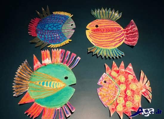کاردستی ماهی