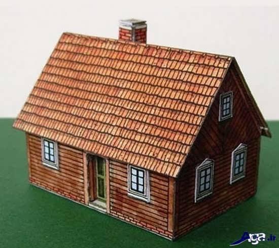ساخت خانه جدید و زیبا