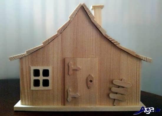 ساخت خانه کودکان با وسایل ساده
