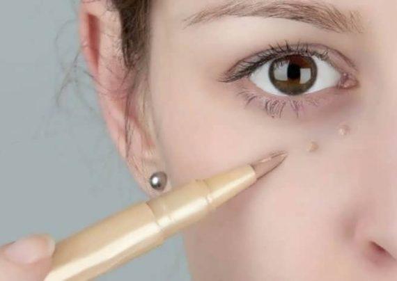 روش های درمانی مختلف گودی زیر چشم