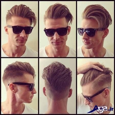 مدل موی متفاوت و جدید دیزلی