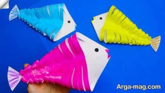 ایده هایی از ساخت ماهی
