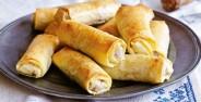 طرز تهیه 2 نوع غذا با خمیر یوفکا