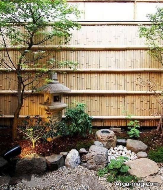دیزاین ایده آل باغچه حیاط کوچک