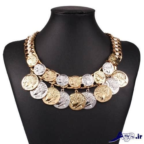 گردنبند طلا جدید