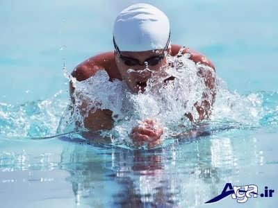 شنا برای افزایش قد