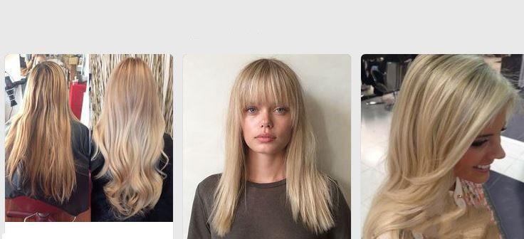 مدل مانتو ۲۴ تصاویر انواع رنگ موی بژ به همراه فرمول های ترکیبی