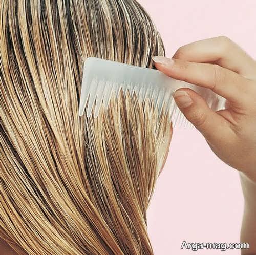 رنگ مو در دوران بارداری