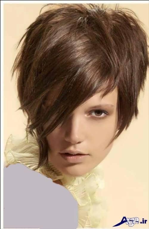 مدل موی فشن مجلسی