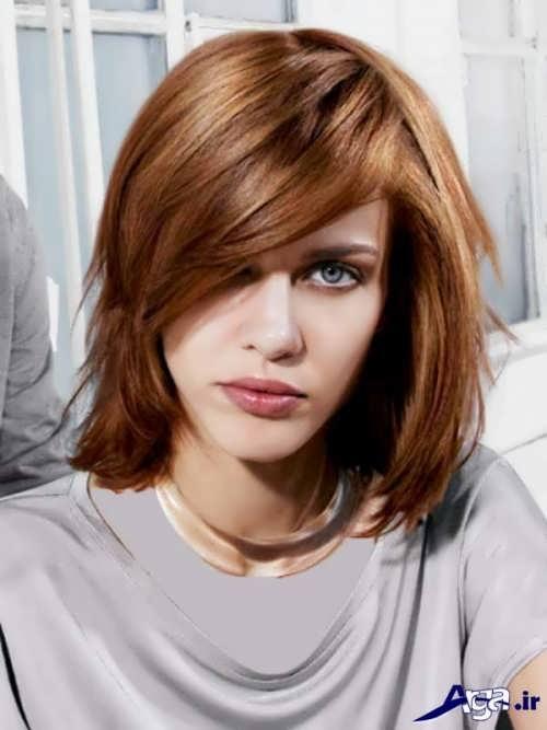 مدل موی دخترانه کوتاه و بلند مجلسی