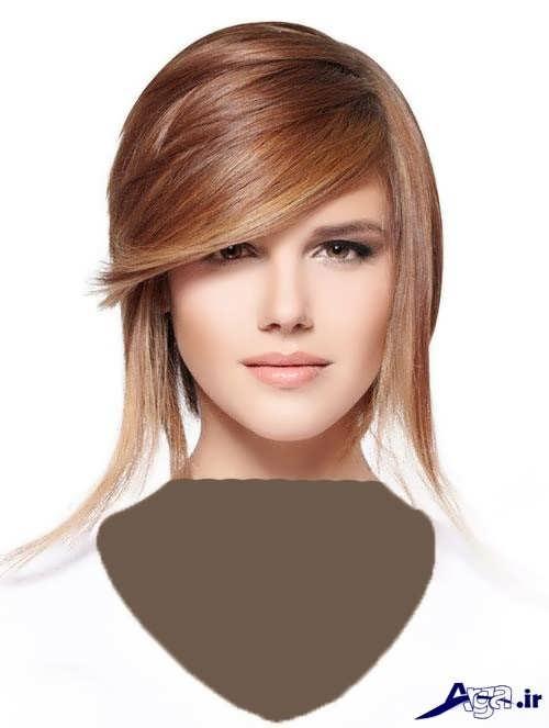 مدل موی جذاب برای دختران جوان