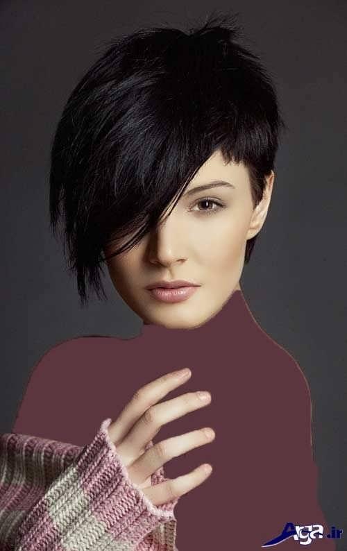 مدل موی دخترانه مجلسی