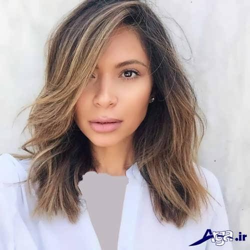 مدل مو بلند جدید