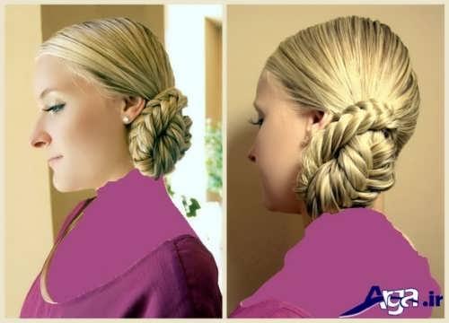 مدل های متنوع موی بسته