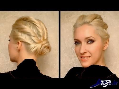انواع متنوع مدل موی بسته