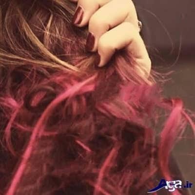 طرز تهیه رنگ موی گیاهی ماهگونی