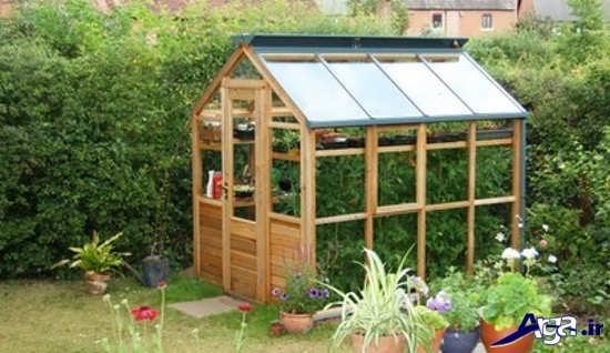 ساخت گلخانه آسان