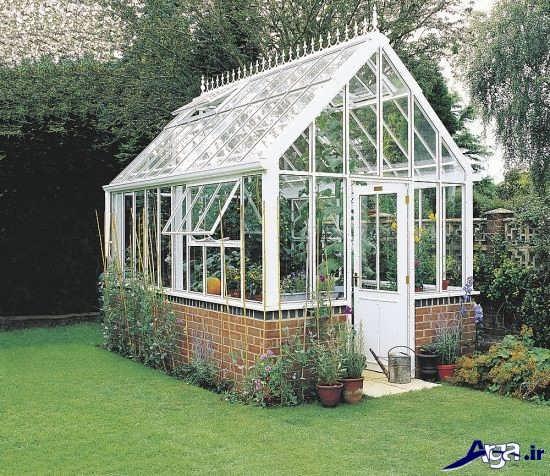 گلخانه های خانگی مدرن