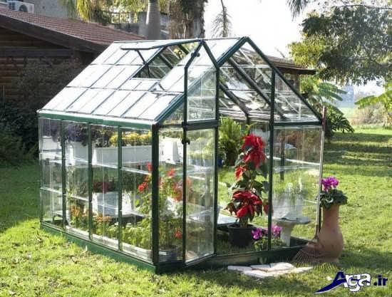 گلخانه جدید خانگی