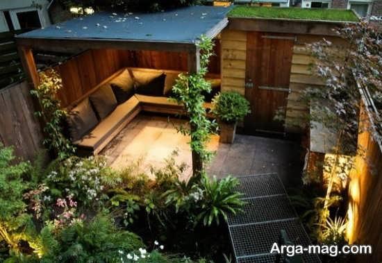 طراحی گلخانه منازل