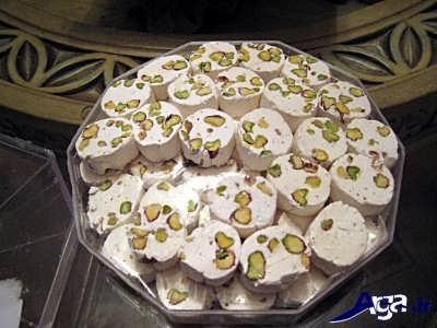 گز اصفهان با طعمی بی نظیر