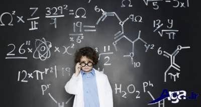 تست های هوش کودکان