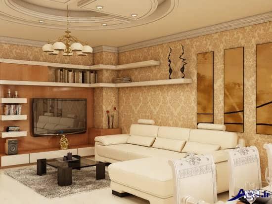 دکوراسیون داخلی منزل ایرانی