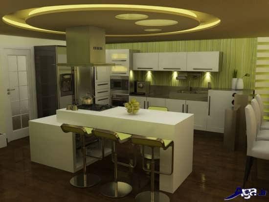 دکوراسیون داخلی آشپزخانه ایرانی