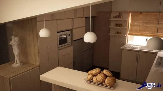 دیزاین آشپزخانه ایرانی