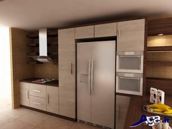 کابینت آشپزخانه ایرانی با جدیدترین طرح ها