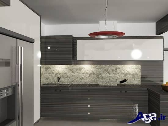 کابینت آشپزخانه ایرانی با طرح های مدرن