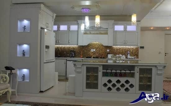 مدل های جذاب کابینت آشپزخانه