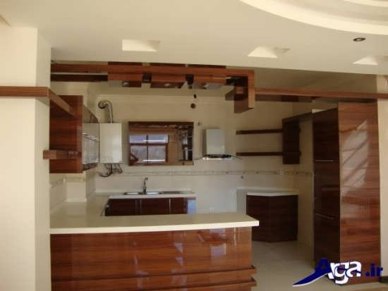 انواع مدل های جذاب کابینت آشپزخانه