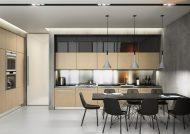 کابینت آشپزخانه ایرانی با طرح های جدید