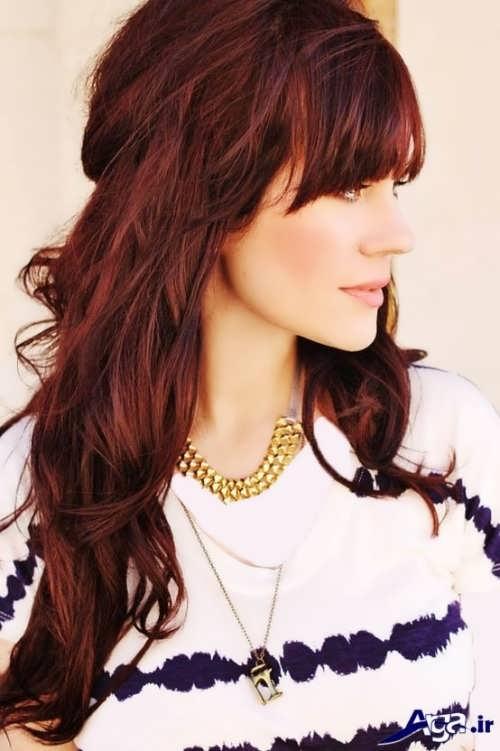 رنگ مو ماهگونی