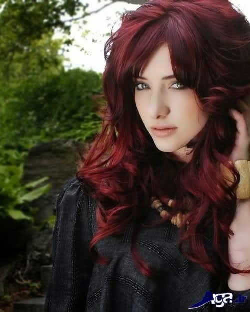 3 فرمول متفاوت رنگ موی ترکیبی ماهگونی