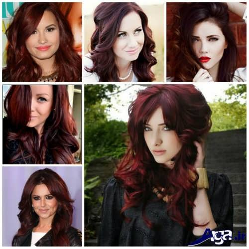 Mahogany hair color (14)