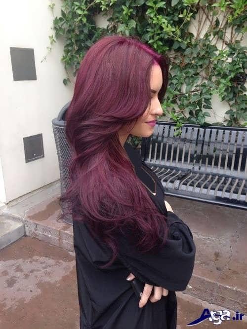 فرمول های شیمیایی رنگ موی ماهگونی و طرز تهیه رنگ موی ماهگونی طبیعی