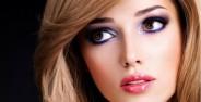 تصاویر آرایش اروپایی برای انواع صورت ها
