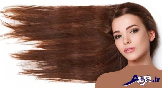 مدل رنگ مو و آرایش اروپایی