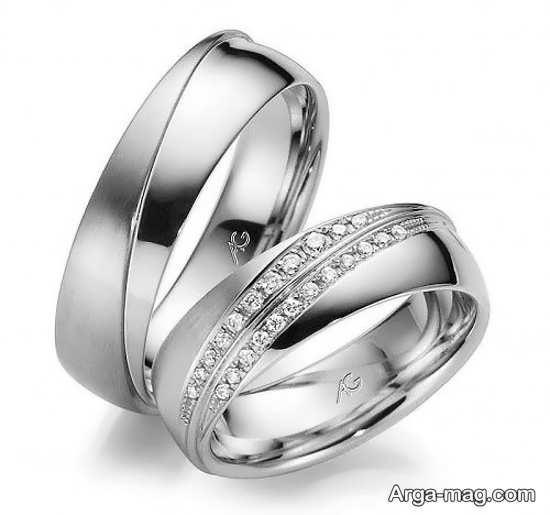 ست حلقه عروسی قیمتی
