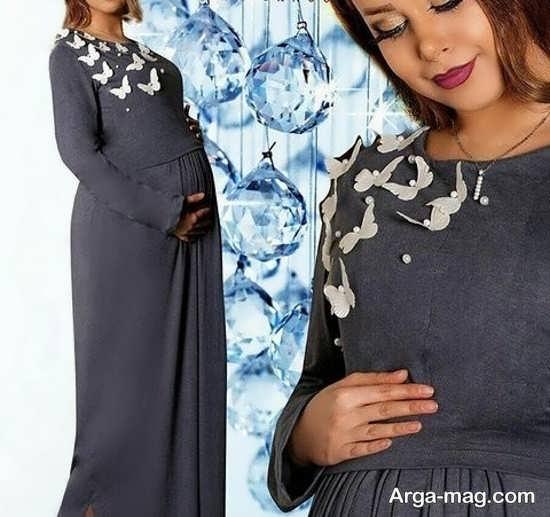 مدل لباس بارداری شیک