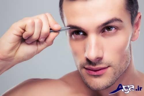 مدل ابرو مردانه با جدیدترین متد های روز